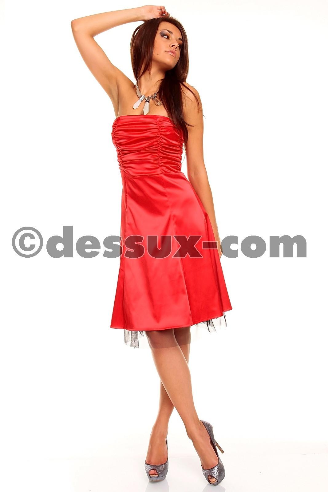 Erstaunlich Kleid Für Hochzeit Rot Boutique - Abendkleid