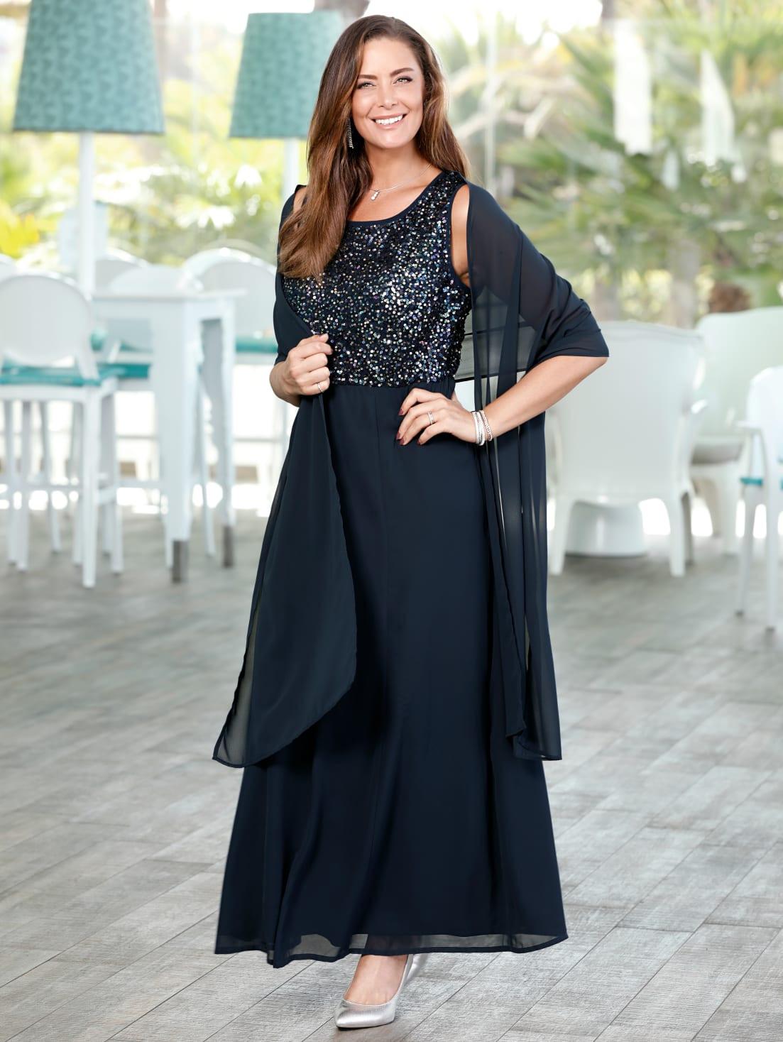 18 Leicht Klingel Abend Kleid Ärmel - Abendkleid