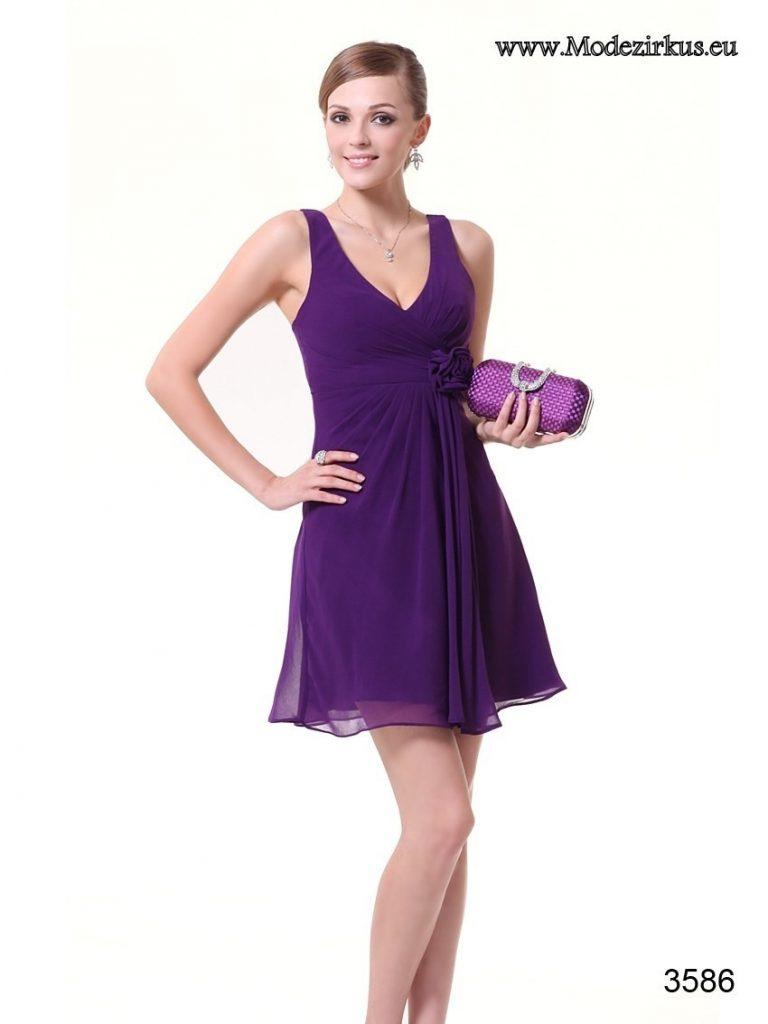 Erstaunlich Lila Kleider Für Hochzeit Stylish - Abendkleid