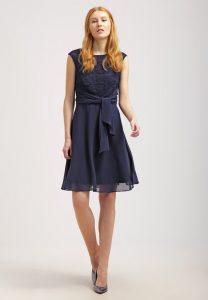 Esprit Collection Cocktailkleid / Festliches Kleid - Navy