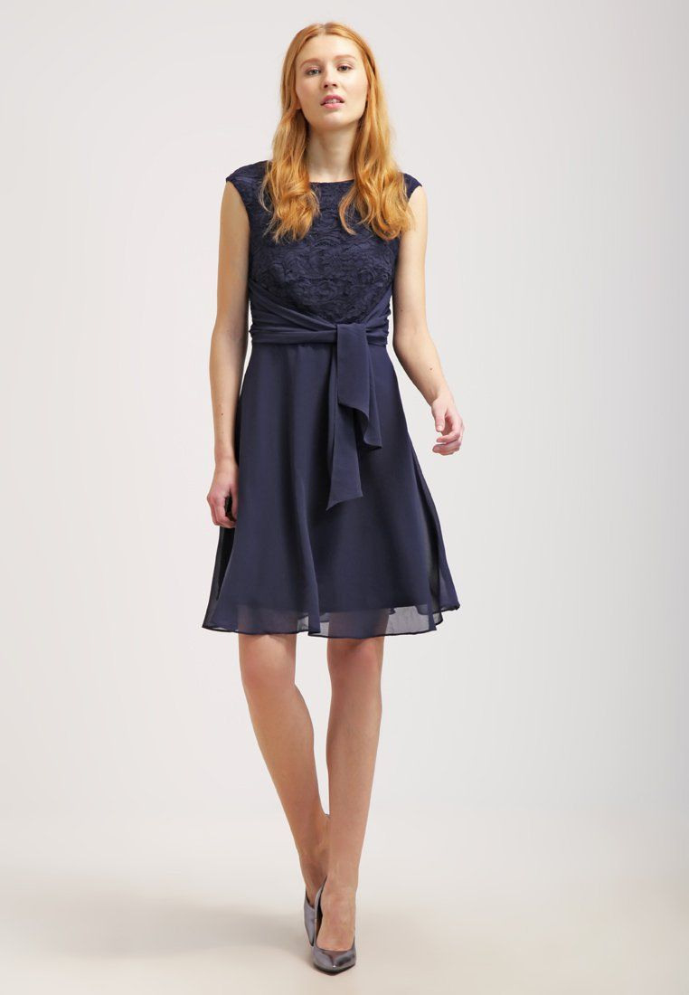 Esprit Collection Cocktailkleid / Festliches Kleid - Navy