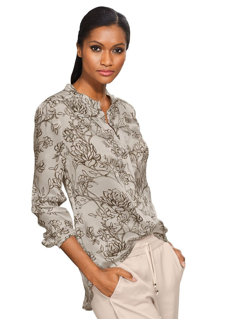 Festliche Blusen Für Ältere Damen | Festliche Blusen Und