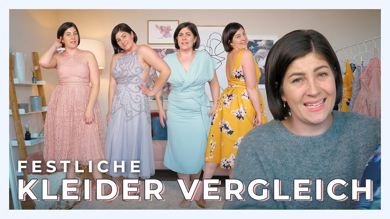 Festliche Kleider Größe 40 Vergleich | Was Trägt Man Mit Kurven Auf Eine  Hochzeit? | #kleiundkurvig