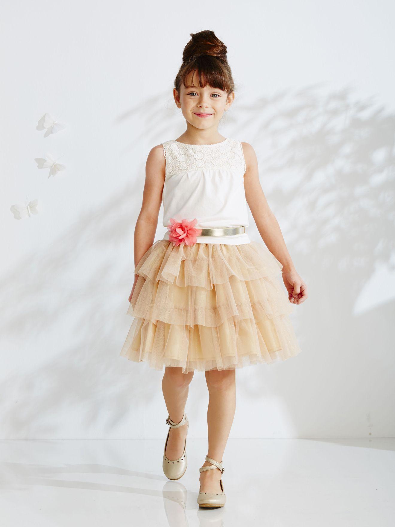 festliche kleidung für kinder bei hochzeiten wunsch - abendkleid