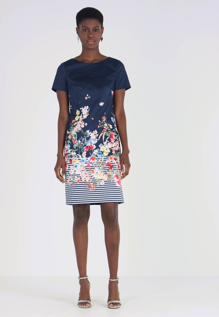 Fluent - Cocktailkleid/festliches Kleid - Navy