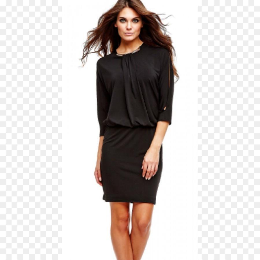 Formal Einfach Schwarzes Kleid Hochzeit Vertrieb - Abendkleid