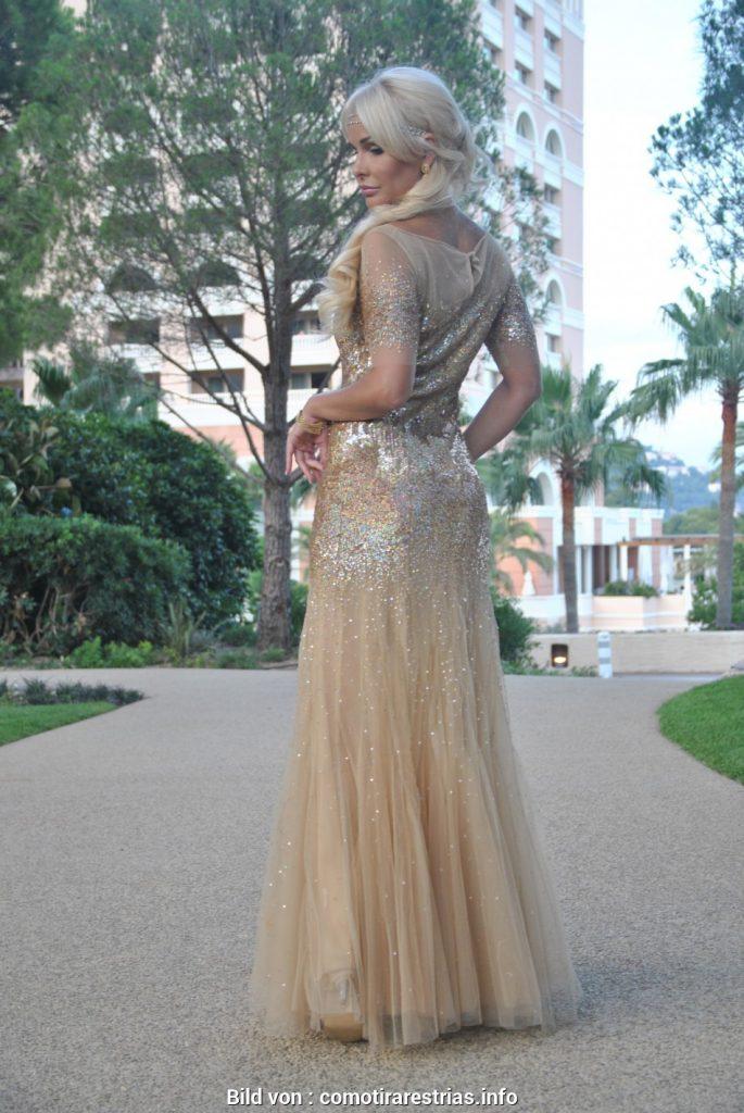 Formal Elegant Abendkleid Verleih München Boutique ...