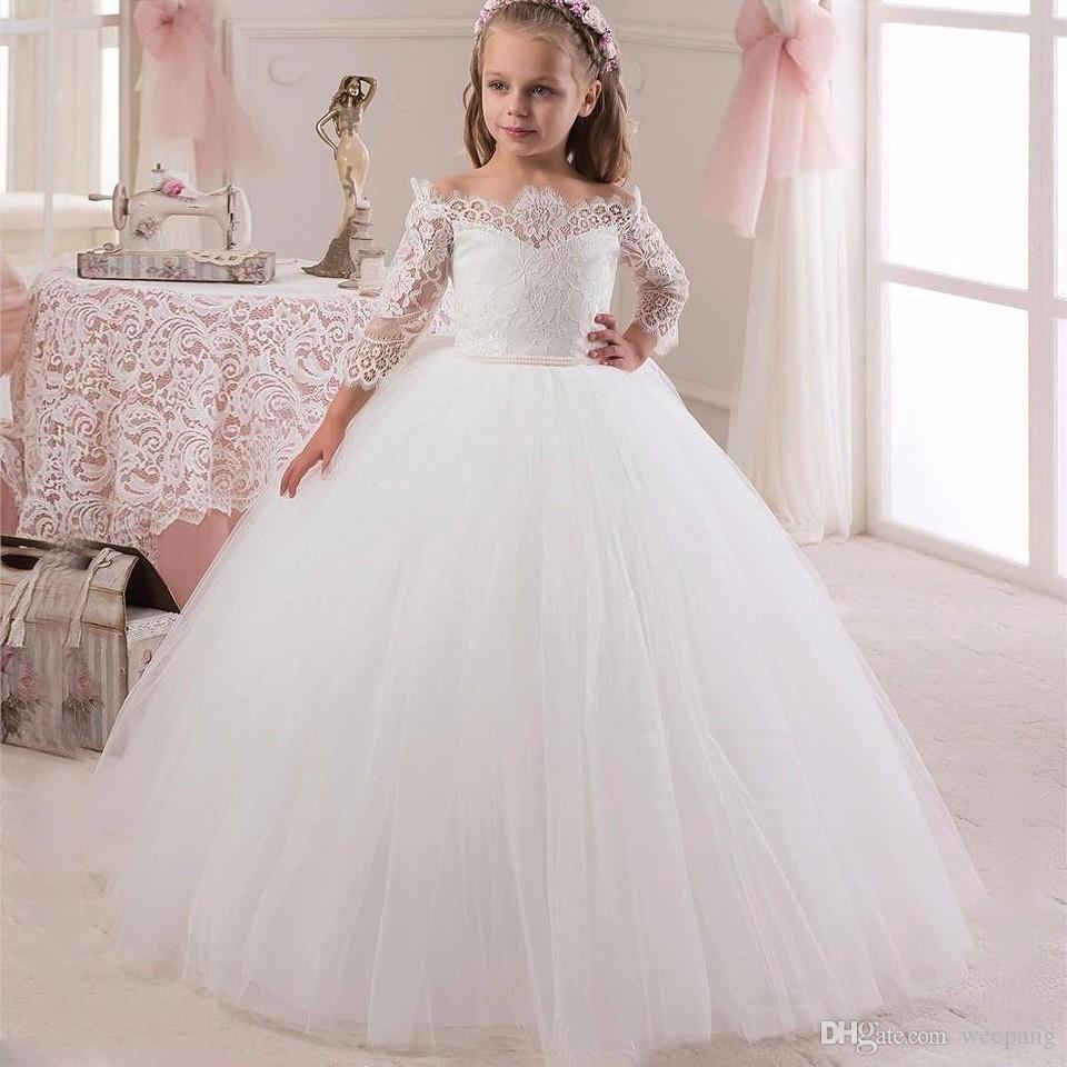 Formal Luxus Kleid Hochzeit Langarm Spezialgebiet - Abendkleid