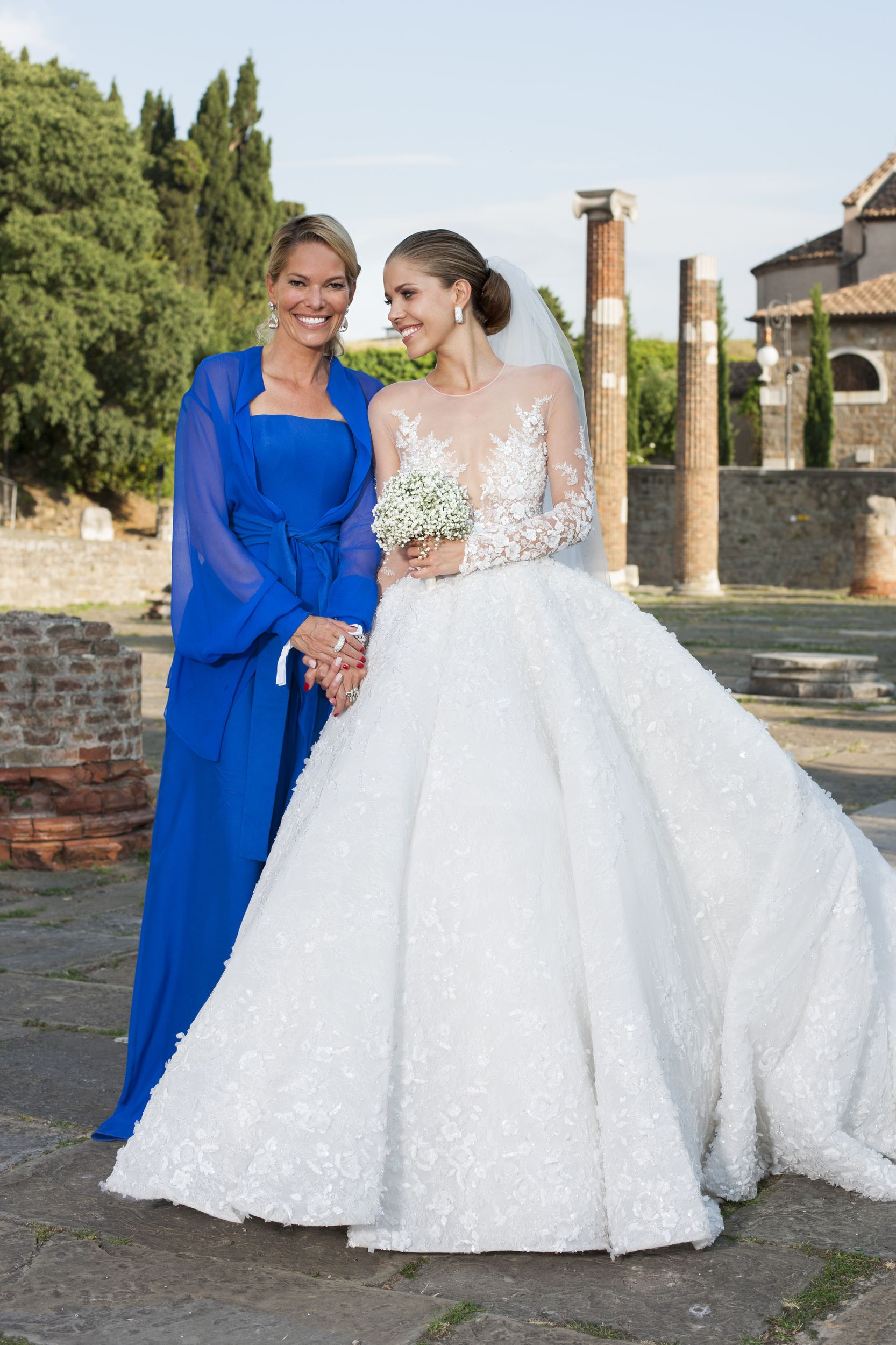 Gemstone Heiress Victoria Swarovski Ties The Knot In 500,000