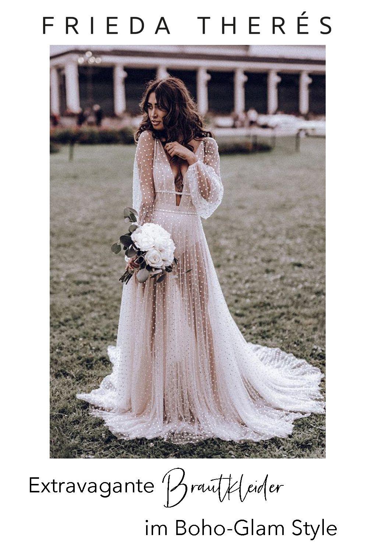 Get The Boho-Glam | Kleid Hochzeit, Braut Und Spitzen Hochzeiten