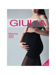 Giulia Schwangerschafts-Umstands Strumpfhose Mama 20 Den