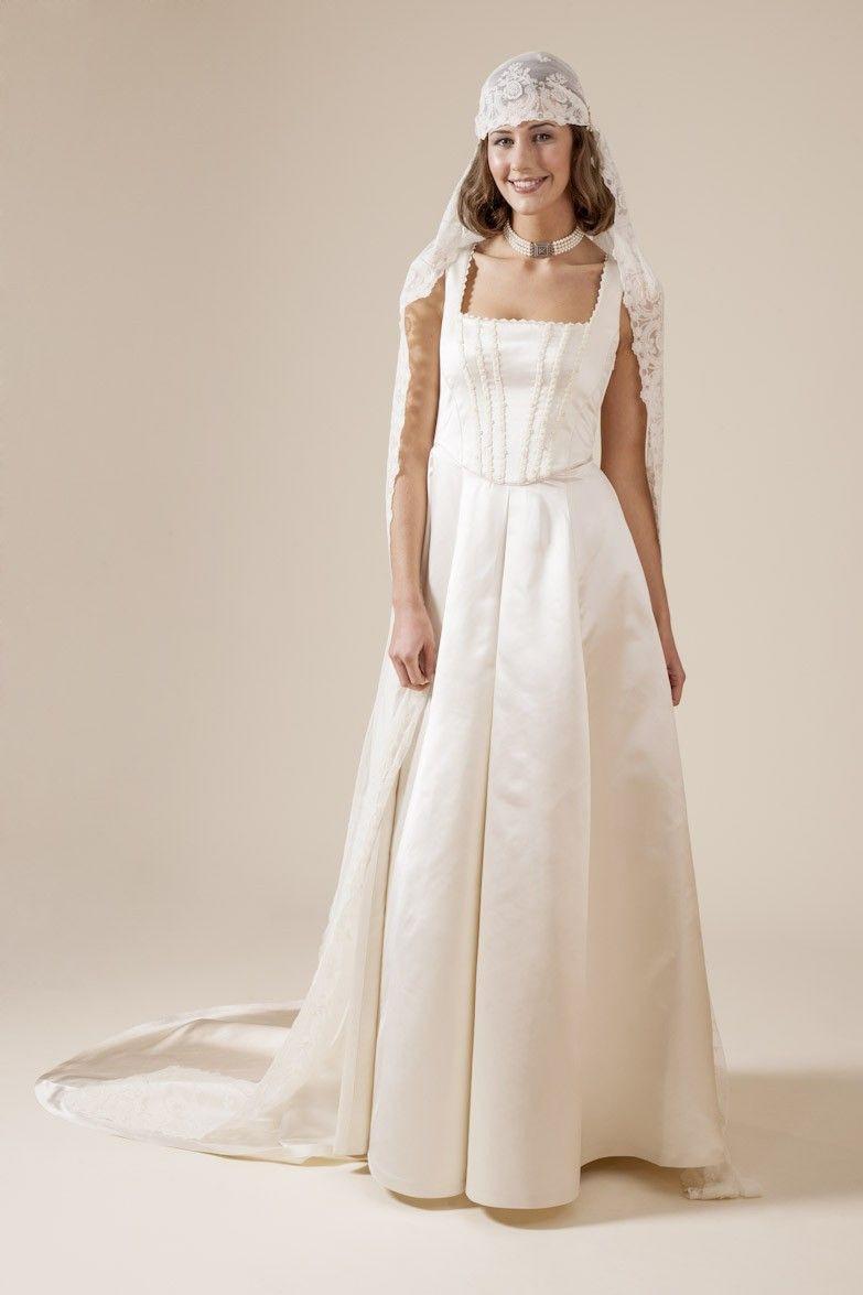 Gössl Online-Shop - Hochzeitsdirndl Aus Seide - Hochzeit
