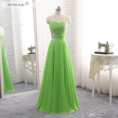 kleider-hochzeit-grun