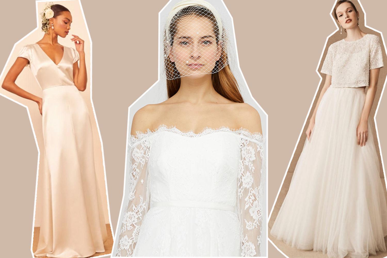 Günstige Brautkleider: Die 10 Besten Labels Für Bezahlbare