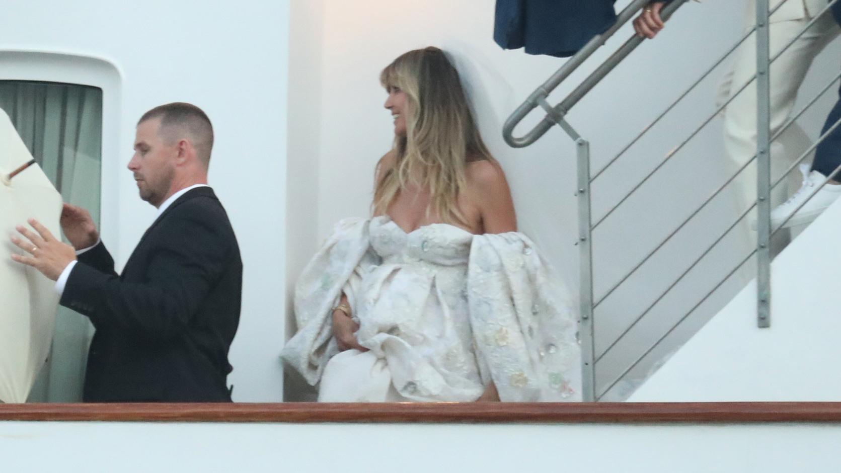 Heidi Klum: So Umwerfend Ist Ihr Hochzeitskleid! | Intouch