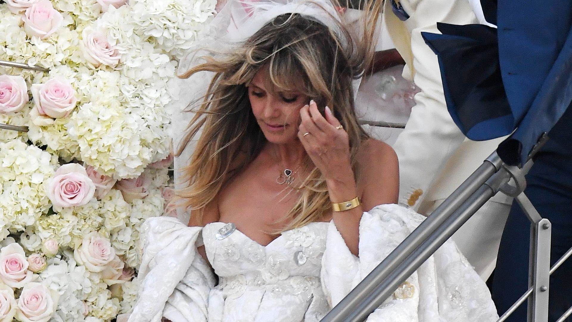 Heidi Klum Verrät: Ihr Pompöses Brautkleid War Von Valentino