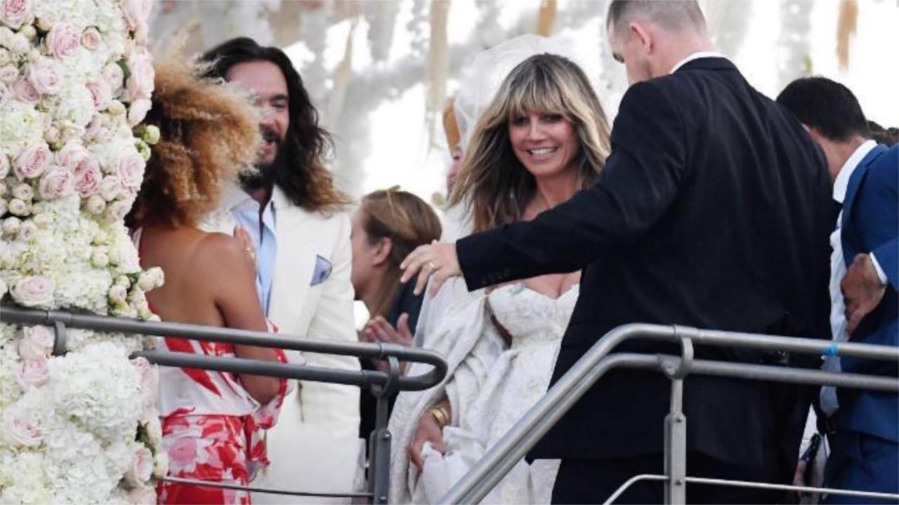Heidi Klums Hochzeit: Das Brautkleid – Eine Analyse Von