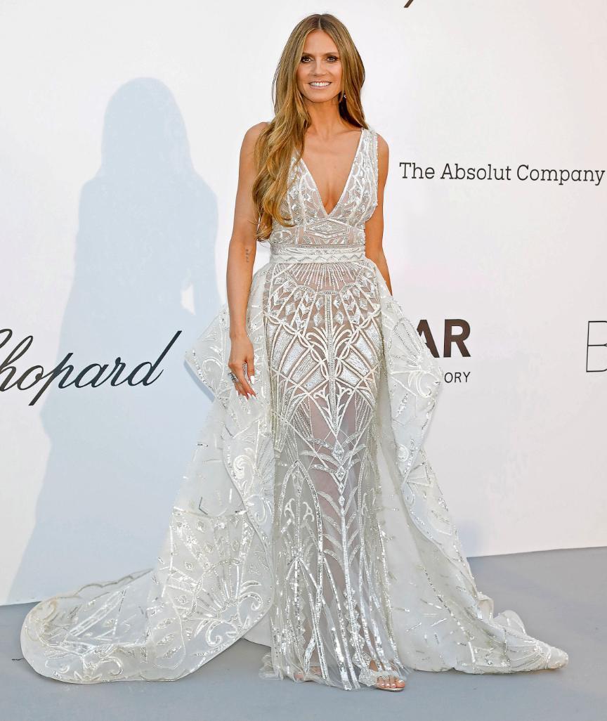 Heidi Klums Hochzeit: Hier Fand Sie Ihr Brautkleid - Leute