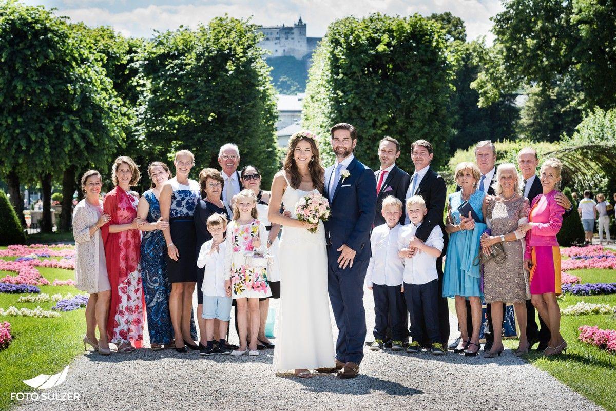 Heiraten In Salzburg - Hochzeit Maria Plain Und Schloss