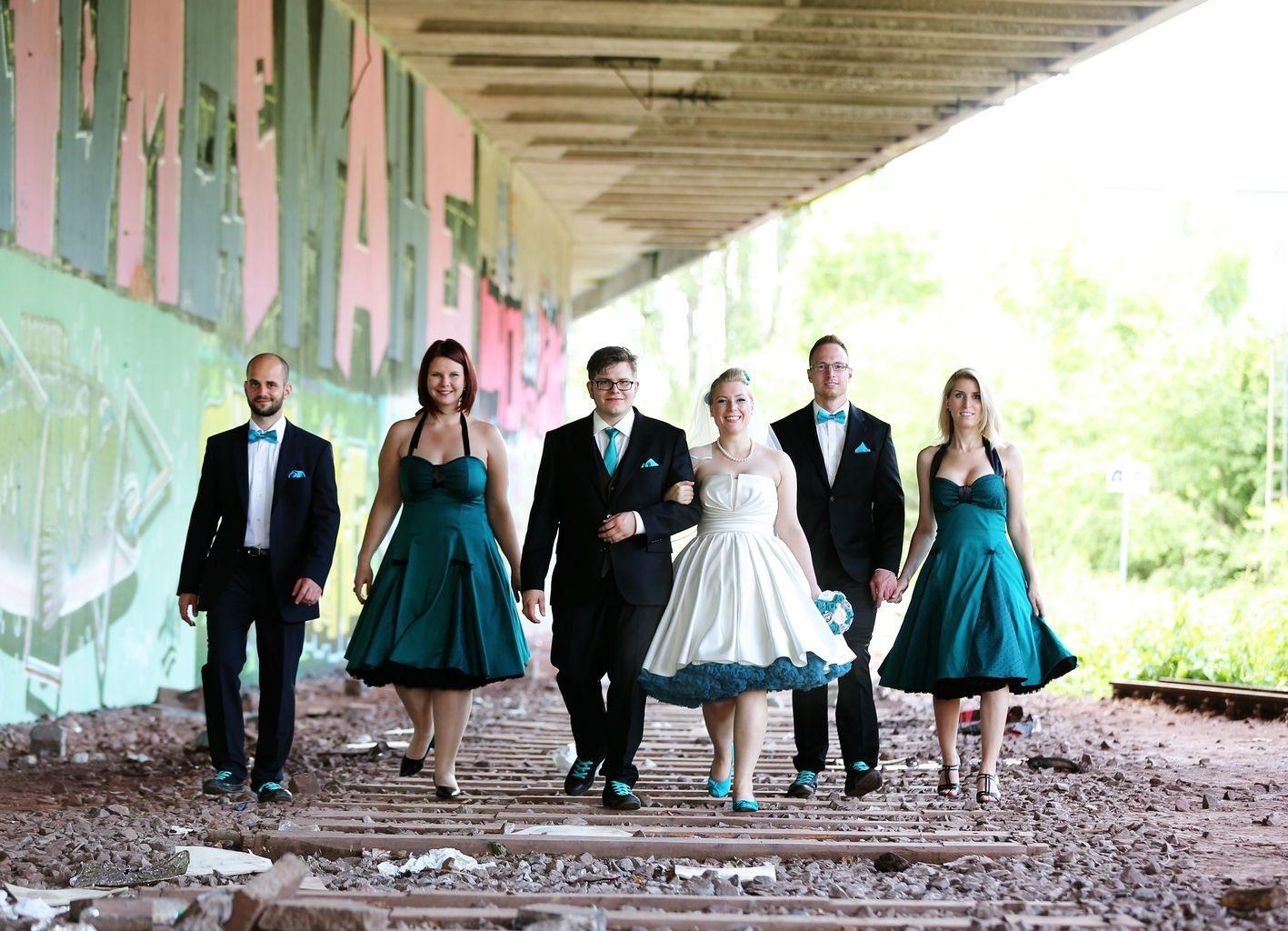 Heiraten Unter Der Woche? Super Idee | Kleid Hochzeit Gast