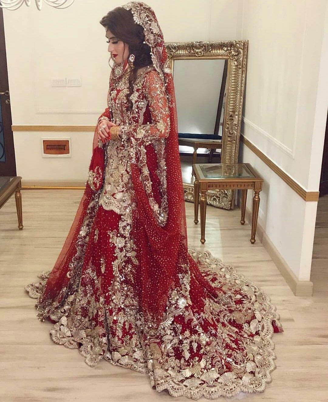 Indische Kleider Hochzeit - Abendkleid