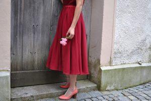 Herbsthochzeit - Gastoutfit - Diy-Fashion, Modeblog Und