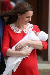 Herzogin Catherine: Ihr Kleid Ist Eine Erinnerung An Diana