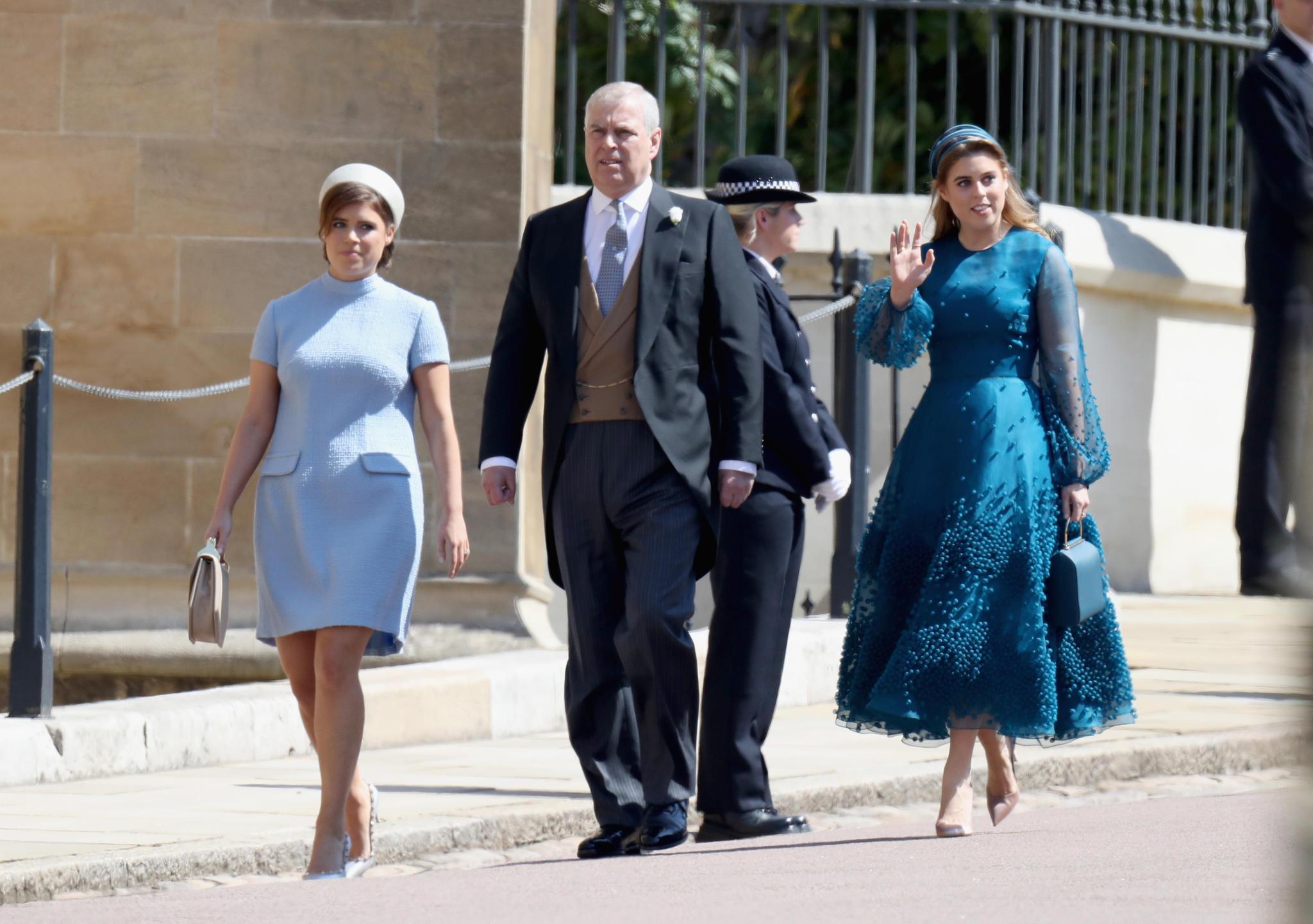 Herzogin Meghan: Welchen Look Trägt Sie Zur Hochzeit Von