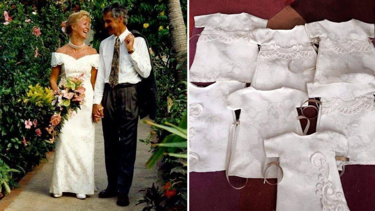 Hilfe Für Sternenkinder: Yvonne Trimble Spendet Ihr Brautkleid