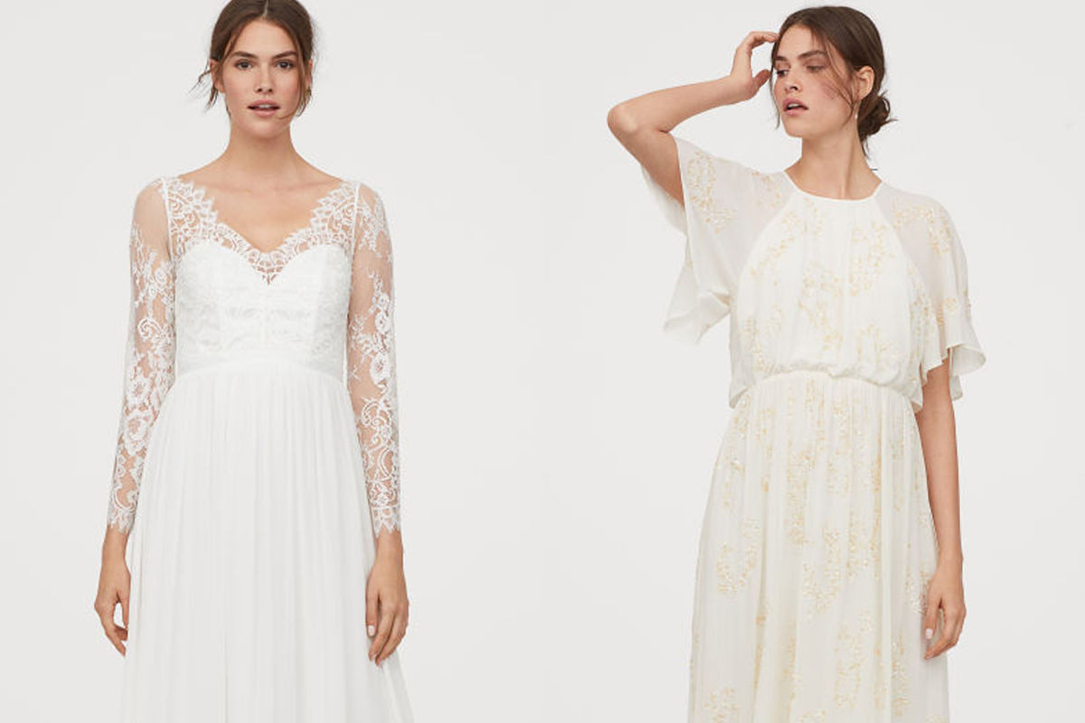 H&m-Brautkleider 2019: Alle Bilder & Preise - Glamour