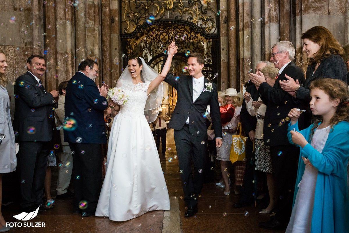 Hochzeit Alte Residenz Und St. Peter In Salzburg | Kleid
