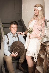 Hochzeit Country Style Unikatum/delussu Fotografie, Models