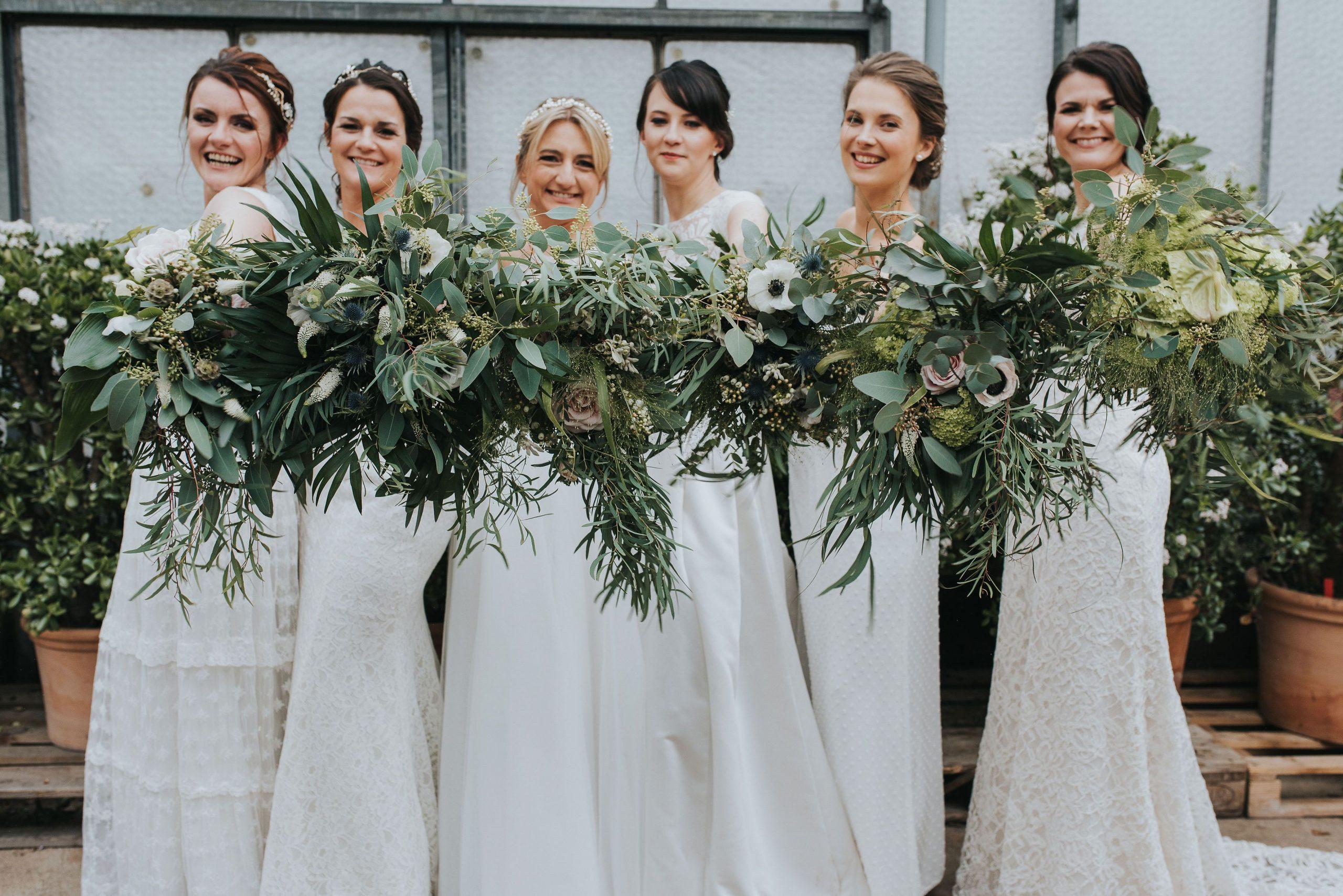 Hochzeit Im Gewächshaus - Greenery Wedding | Hochzeit