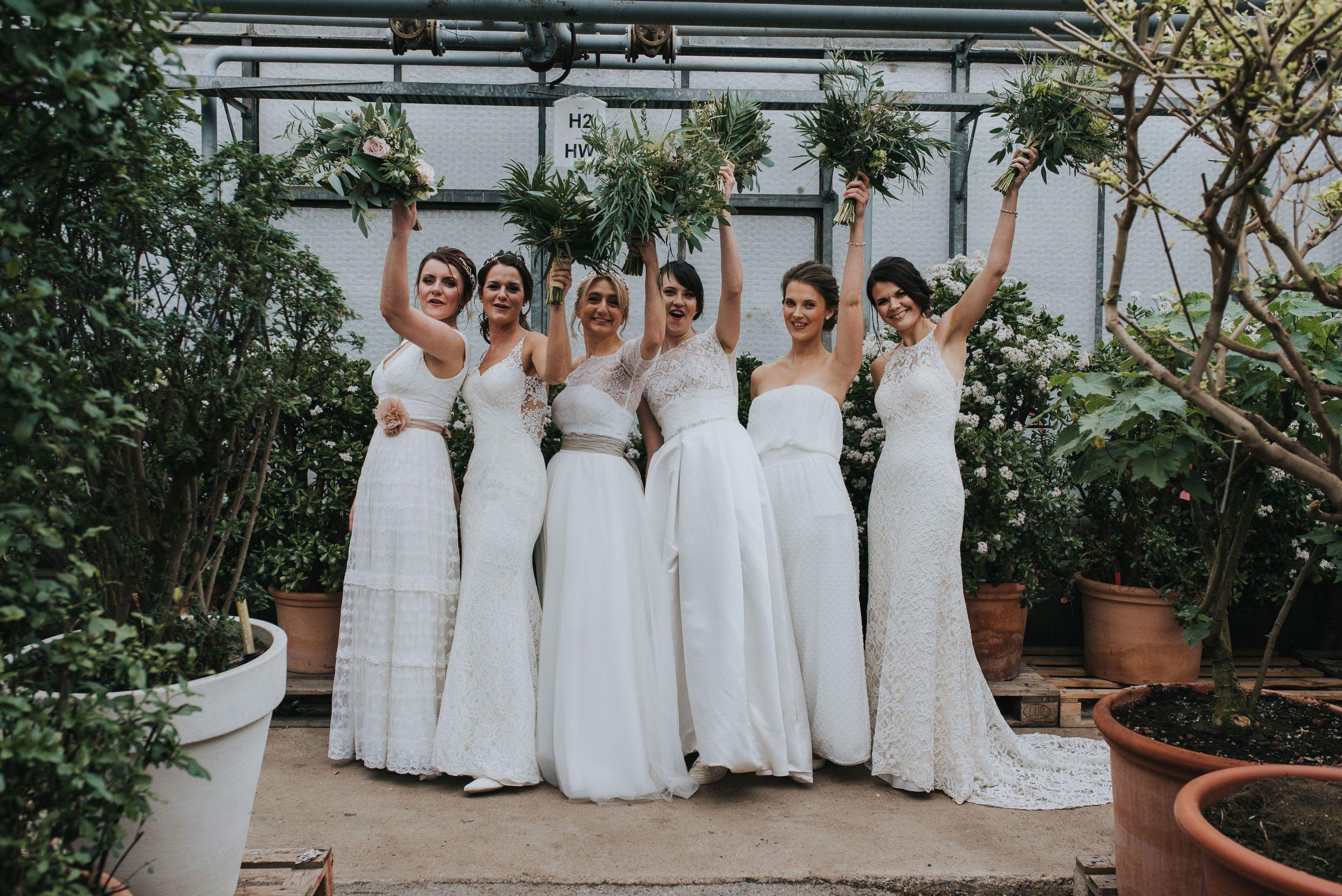 Hochzeit Im Gewächshaus - Greenery Wedding