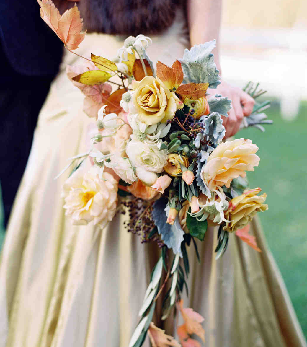 Hochzeit Im Herbst: Ideen Für Kleid, Dekoration, Essen