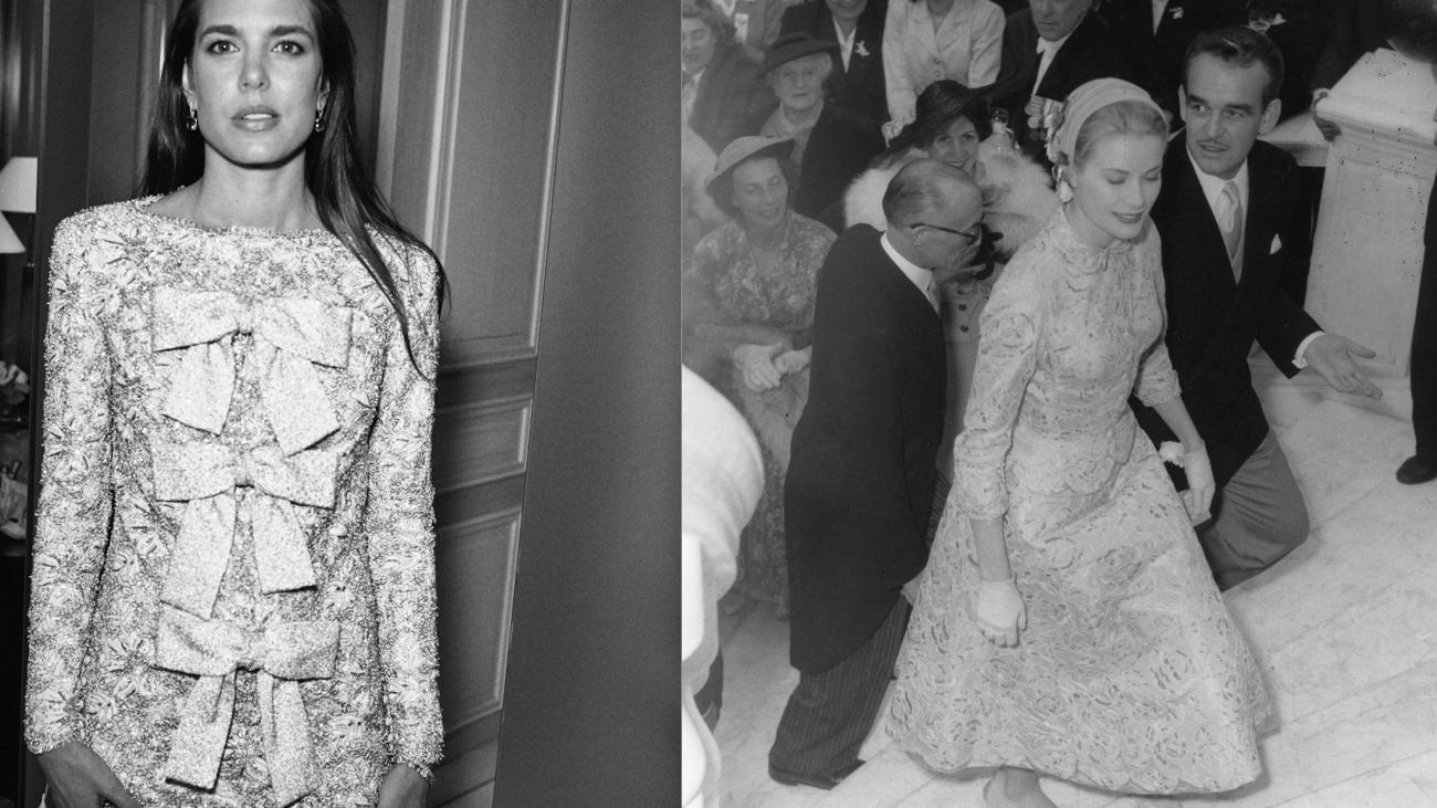 Hochzeit In Monaco: Charlotte Casiraghis Hochzeit War Eine