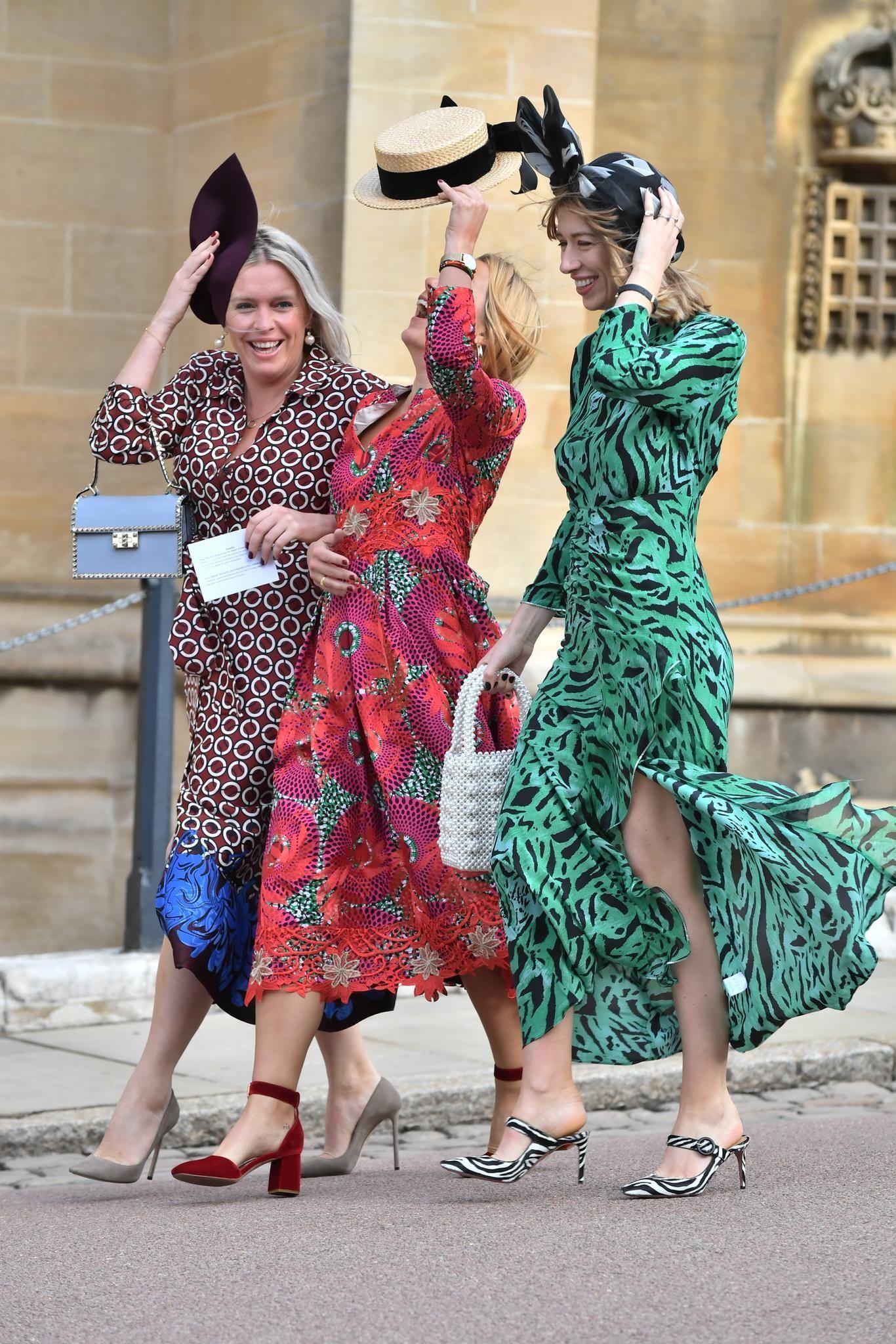 Hochzeit Prinzessin Eugenie + Jack Brooksbank: So Kämpften
