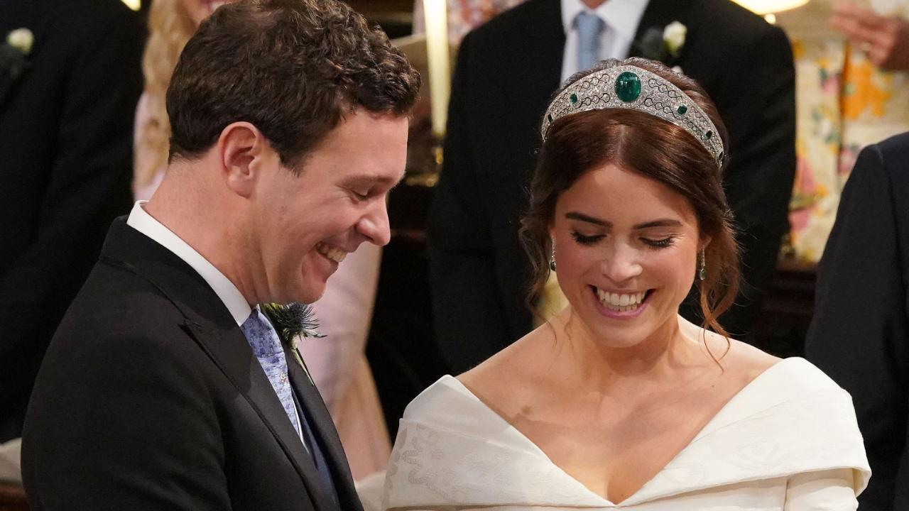 Hochzeit: Prinzessin Eugenie Sagt Ja, Schwangere Pippa Unter