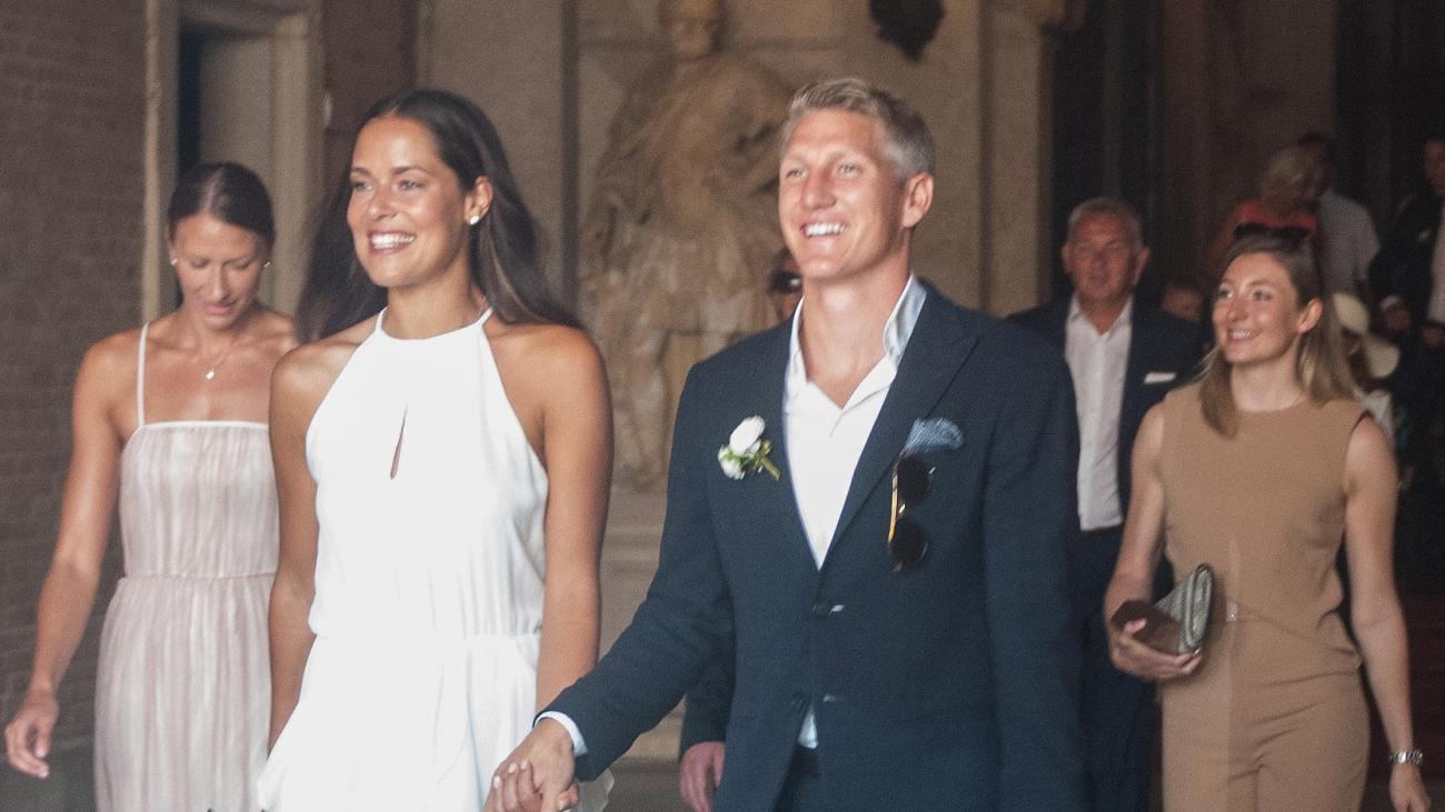 Hochzeit Von Schweinsteiger Und Ivanovic: So Günstig War Das