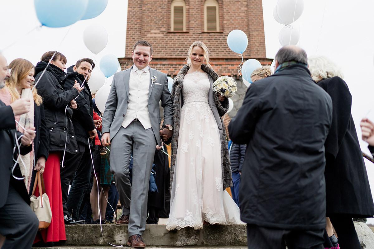 Hochzeit Winter Kleidung Gast - Winterhochzeit