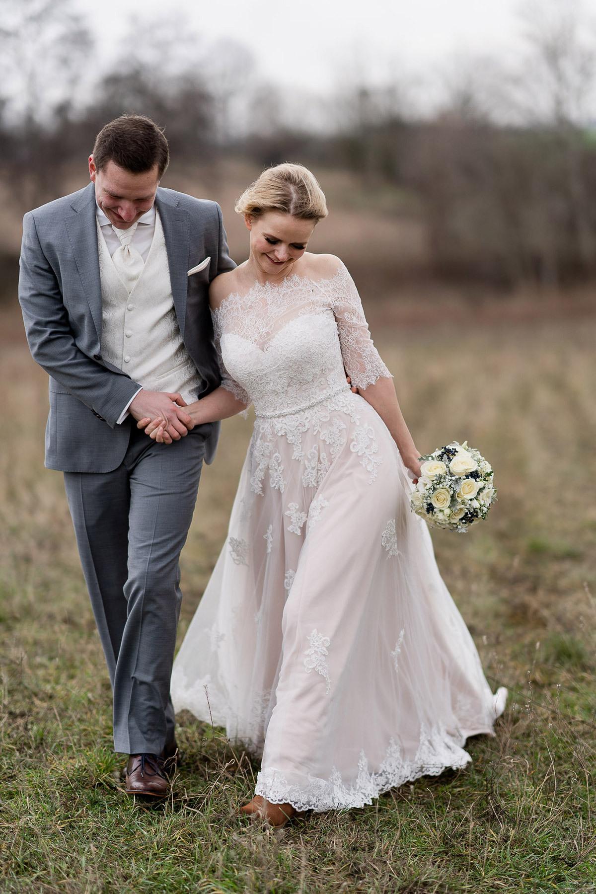 Hochzeit Winter Kleidung - Winterhochzeit Hochzeitsfotograf