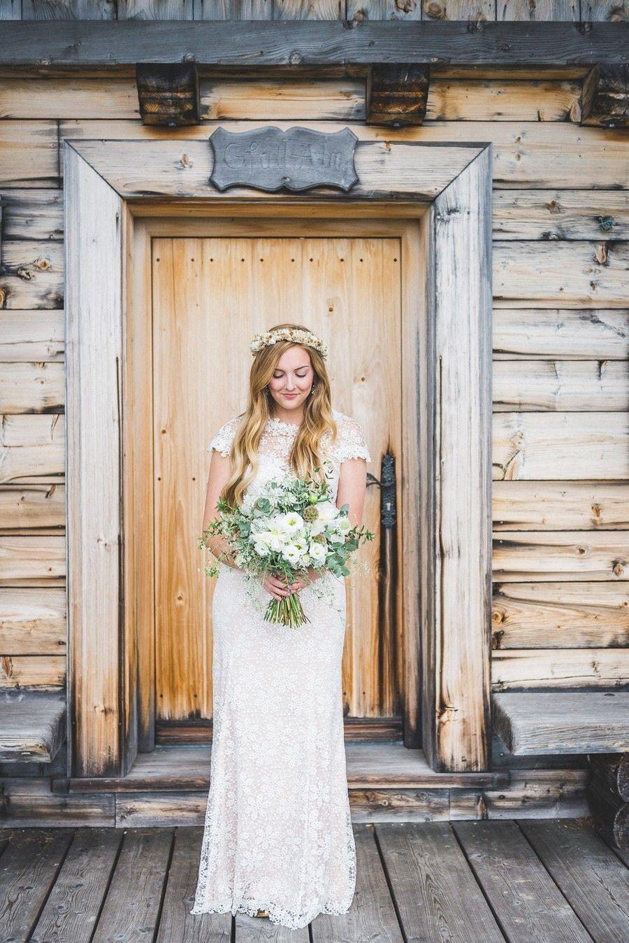 Hochzeit Zu Zweit: Elopement Im Boho-Stil Auf Dem Wallberg