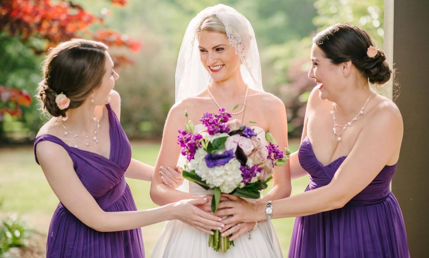 Hochzeitsdeko Lila Oder Flieder: Die Schönsten Beispiele