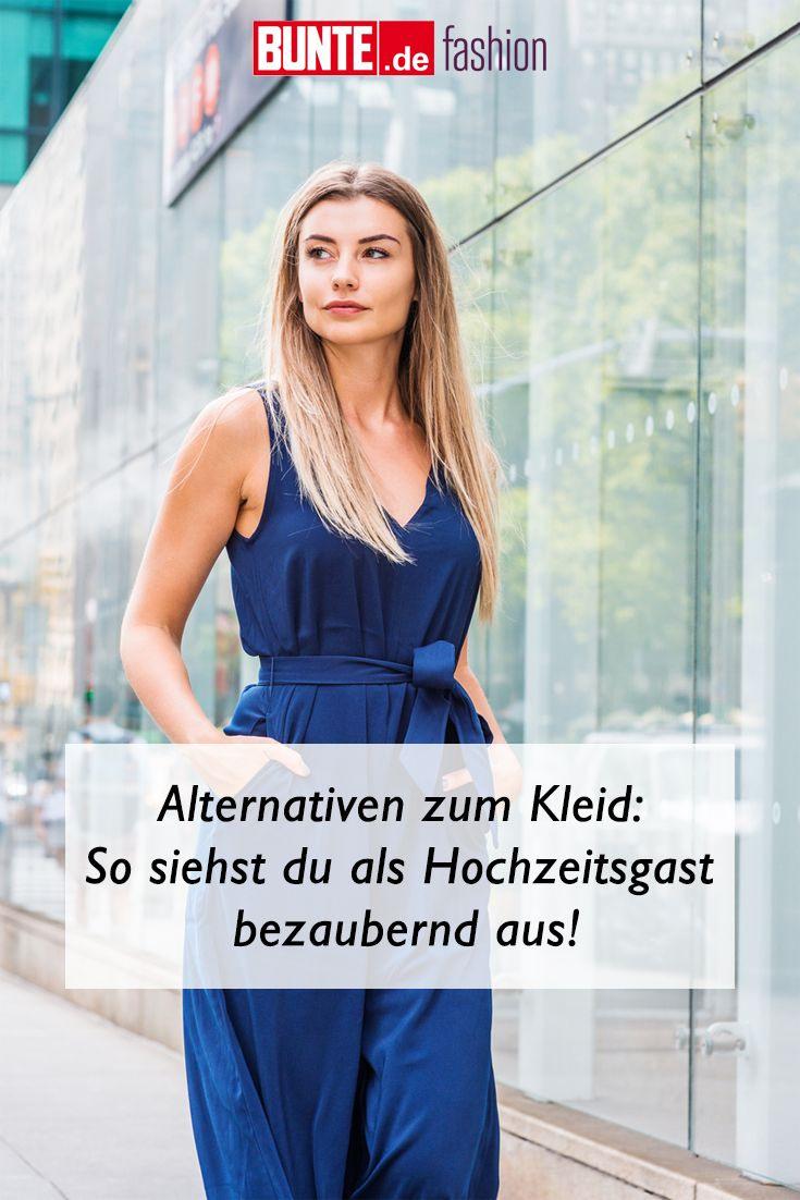 Hochzeitsfeier: Alternativen Zum Kleid: So Siehst Du Als