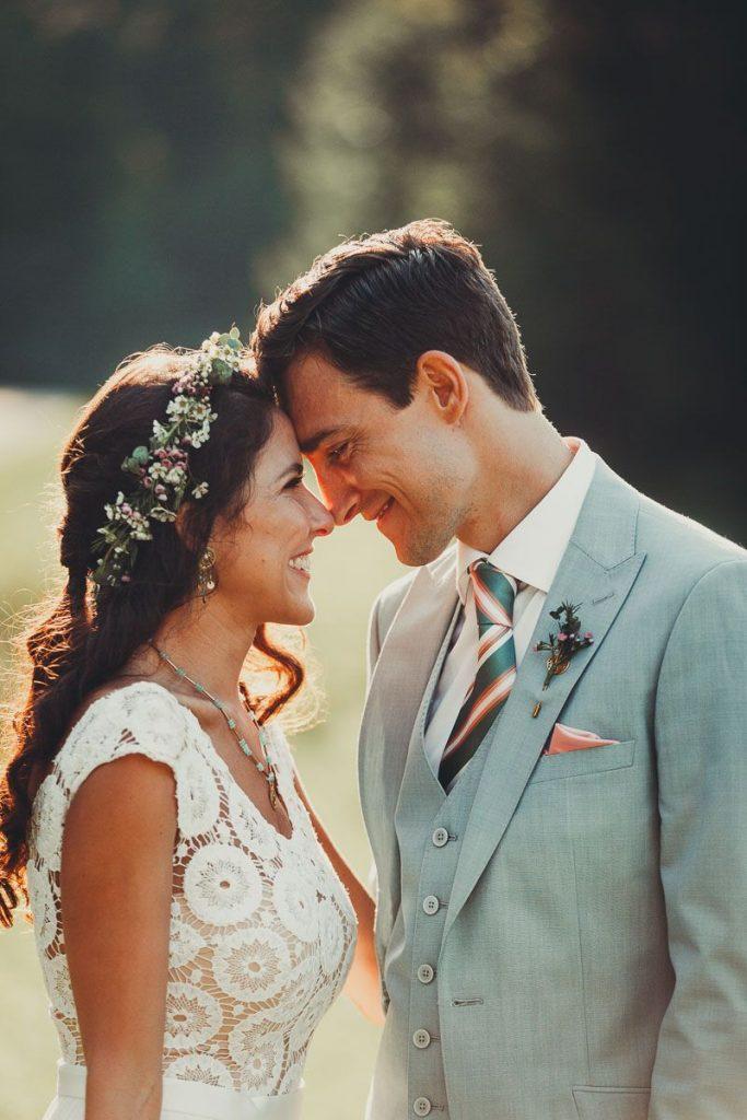 Hochzeitsfotograf München | Kleid Hochzeit - Abendkleid