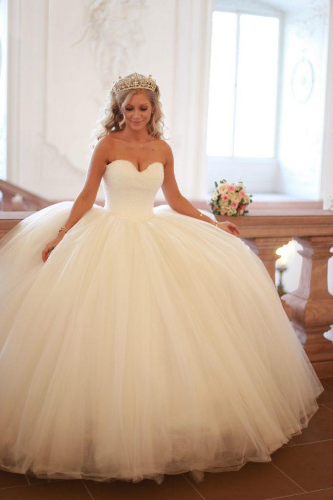 Hochzeitsfrisur - Mannheim Hochzeit - Brautstyling ...
