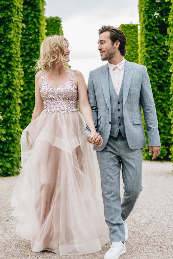 Hochzeitsgast Hochzeit Outfit Inspo Inspiration Couple