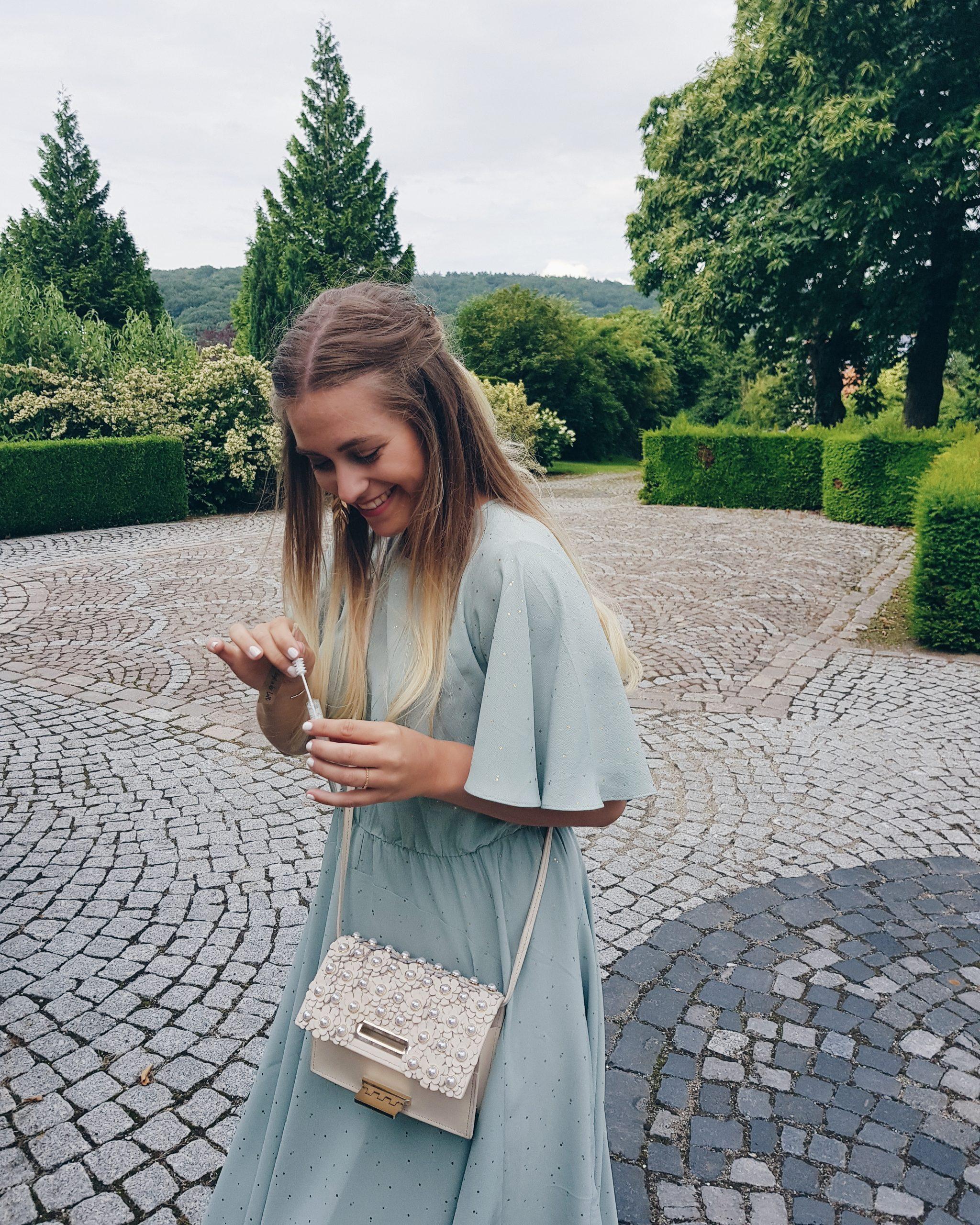 Hochzeitsgast Kleid: Let's Go Pastell