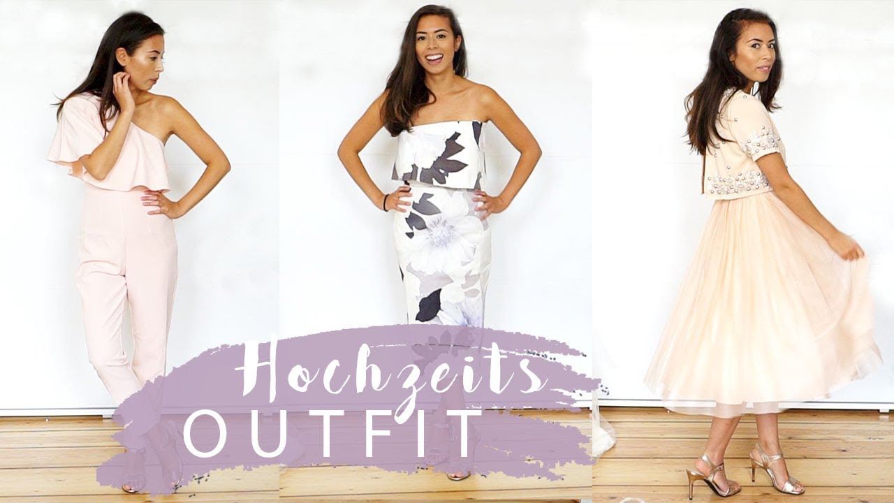 Hochzeitsgast Outfit   Abiball Kleider   Asos & Bybui   Eileena Ley