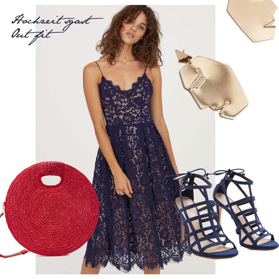 Hochzeitsgast-Outfit: Die Schönsten Kleider Für Deinen Look